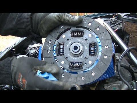 Die Reparatur des Motors pescho 406 2.0 Benzin