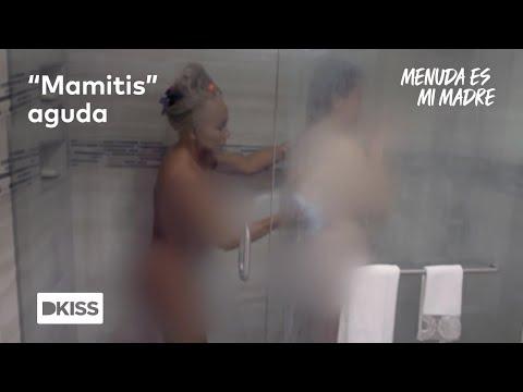Relación rara entre madre e hija: juntas hasta en la ducha   Menuda es mi madre