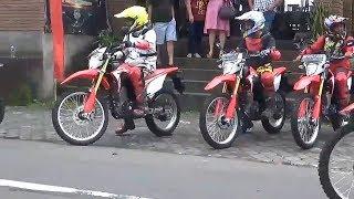 Honda Fun Off Road Touring CRF 150L