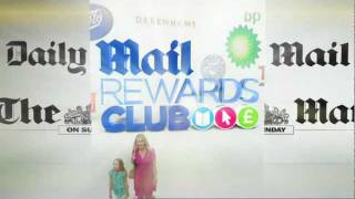 Mail Rewards Club Launch Ad