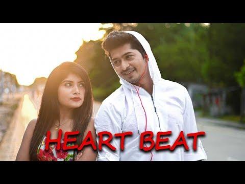 Download Heartbeat || Cute Love story || Navdeep Singh || Latest Punjabi Song 2019 || samrat creatin Mp4 HD Video and MP3