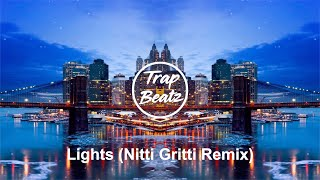 San Holo X Kanye West ft.Rihanna - Lights (Nitti Gritti Remix)[Official 2019 New Song]