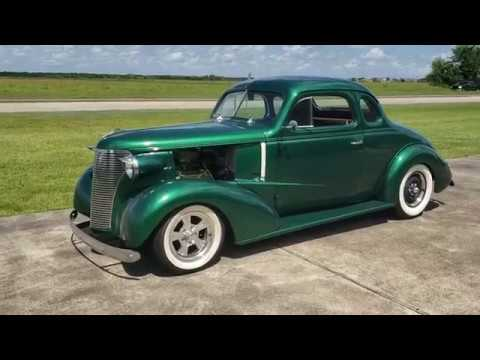 1937 Chevy Coupe Willie Moore