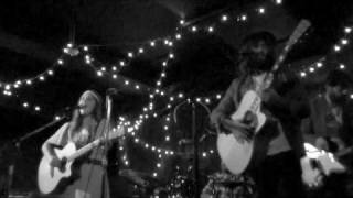 [HD] Angus & Julia Stone - Here We Go Again, Vancouver 2009 Part 12/15