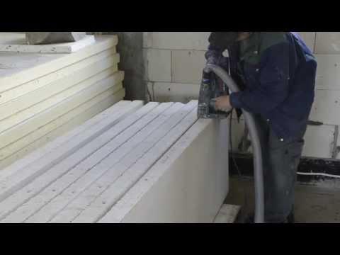 Płyty YTONG Panel na budowie zakładu produkcyjnego w Lubartowie - zdjęcie