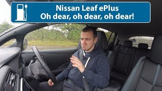 Nissan Leaf 64 – Video Review by EVM