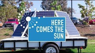 Here Comes the Sun - Smarter Solar Panel