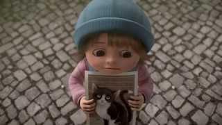 Короткометражный мультфильм « Вжик » (Хорошее качество) HD