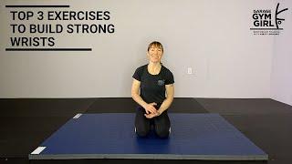 Tre övningar för att utveckla starka handleder