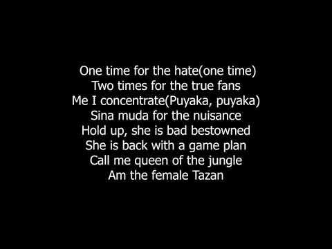 Tanasha Donna - Nah Easy Lyrics