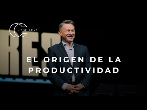 Pastor Cash Luna - El origen de la productividad | Casa de Dios