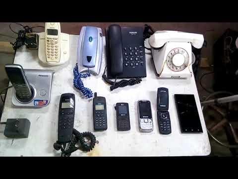 Какие телефоны у меня были за последние 40 лет. Моя коллекция...