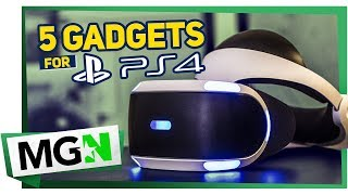 5 PlayStation Accessories That You Need | Games on Queue Ep. 7 | MGN (2019)