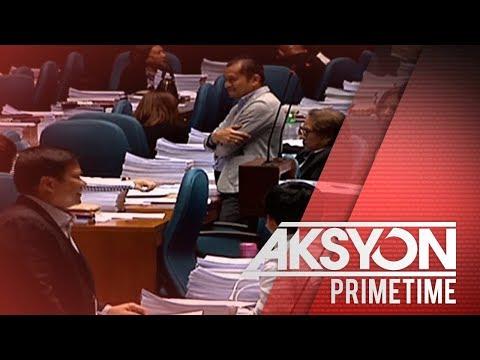 [News5]  Draft federal charter na gawa ng Kamara, tatalakayin na sa plenaryo