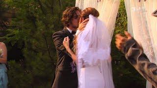 Надя Дорофеєва і Володимир Дантес розповіли, як святкуватимуть річницю весілля