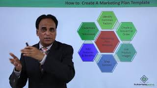 B2B Selling - How to Create Marketing Plan Template?