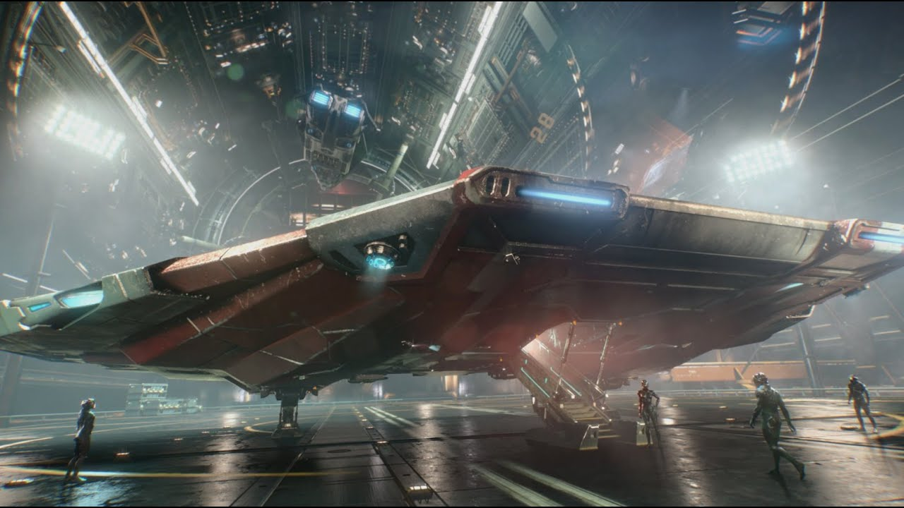Elite: Dangerous - Trailer di lancio