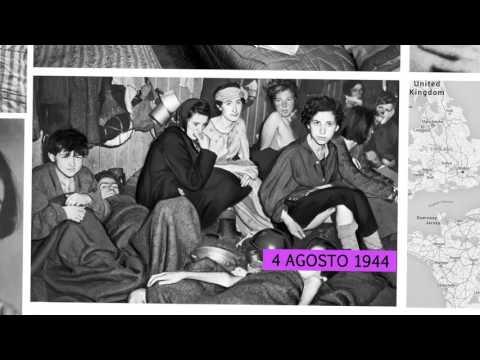 Storia e biografia di Anna Frank