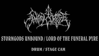 Angelcorpse Drum/Stage Cam,Stormgods Unbound/ Lord of the Funeral Pyre Live