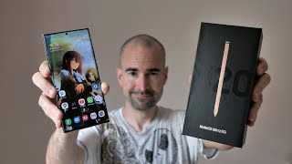Samsung Galaxy Note20 Ultra - Unboxing & Full Tour