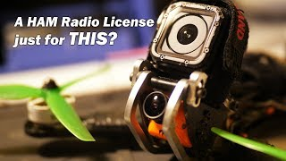 Getting My HAM Radio License to Fly FPV Quads Legally