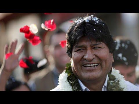 Προεδρικές εκλογές στη Βολιβία