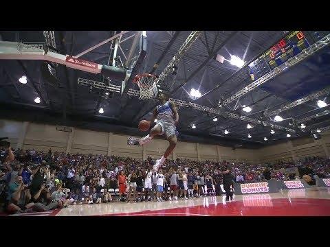 2018 NCAA Dunk Contest