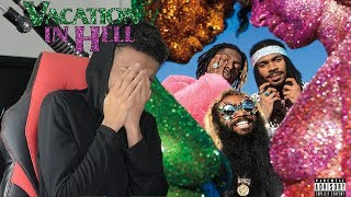 Flatbush Zombies - VACATION IN HELL First REACTION/REVIEW