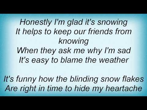 Billie Holiday - It's Easy To Blame The Weather Lyrics_1