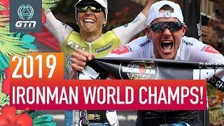 Jan Frodeno & Anne Haug Win 2019 Ironman World Championship | Kona Race Day Re-cap