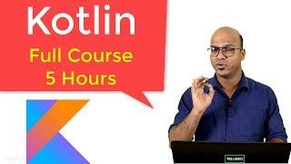 Kotlin Tutorial for Beginners | Full Course