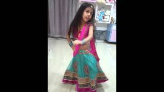 dance steps of song gun gun guna re for kids by gohana