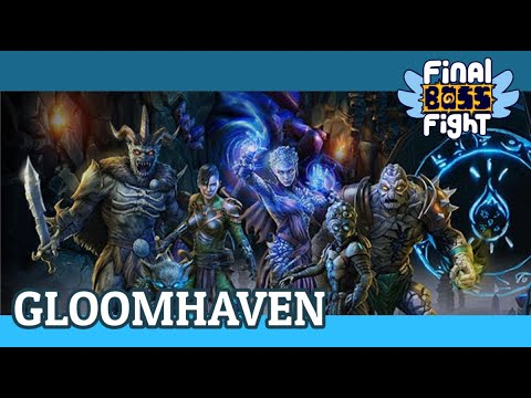 Video thumbnail for Gloomhaven Guildmaster Trails – Gloomhaven – Final Boss Fight Live