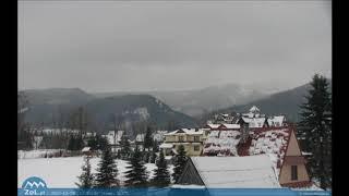 Zakopane , Dzień w Tatrach 2017-12-23