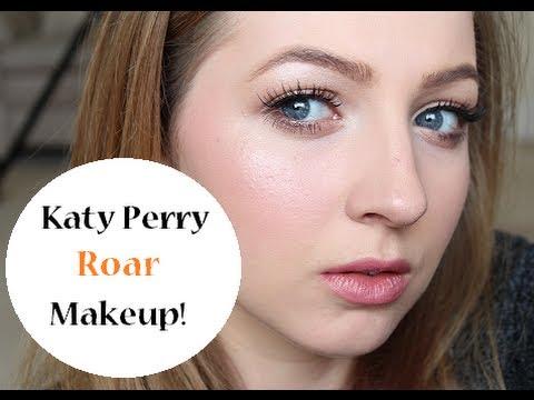 Katy Perry Roar Makeup Tutorial