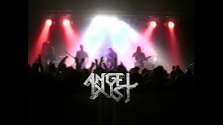 ANGEL DUST - LIVE - Lefay Tour 2000 - Full Show