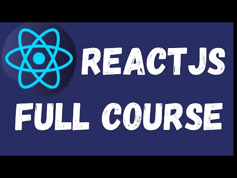 React JS Tutorial - Full Course 10 Hours (2020) - YouTube