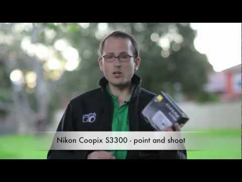 Nikon S3300 - review and test images
