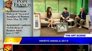 "The Art Scene: ""Kristo Manila 2013"""