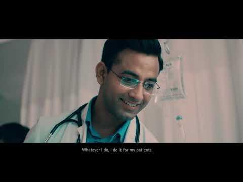 Doctor #MoretoHealthcare