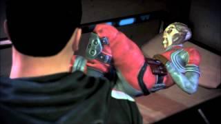 Mass Effect 3 Citadel Quest Wounded Batarian