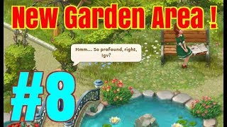 HOMESCAPES Gameplay Story Walkthrough Video | Kitchen Area Day 6 / Garden Day 1