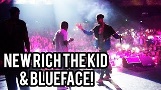 "Rich The Kid & Blueface Leak Their New Song ""Daddy"" And Stole My Friend's Blunt, LOUIEKNOWS VLOG 8"