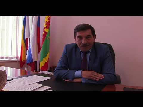 Поздравление главы Администрации Семикаракорского района Л. Н. Серокурова с Последним звонком