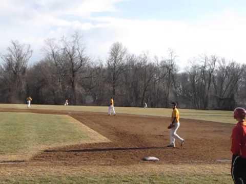 CH at SP baseball clip 11 3-27-13