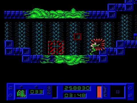 [TAS] NES Alien 3 by J,Y in 13:55,91