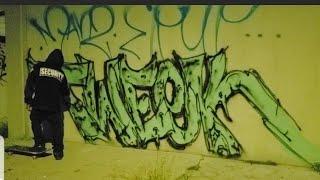 Bombing With Tweek    Los Angeles  Graffiti