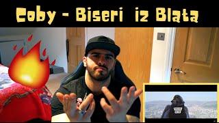 Reacting To Coby   Biseri Iz Blata (Serbian Music)