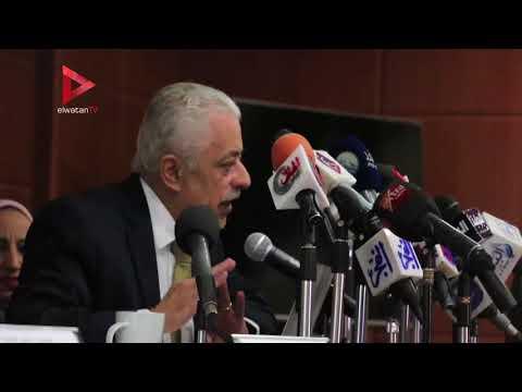 وزير التعليم يعلن تفاصيل النظام الجديد بمرحلة رياض الأطفال