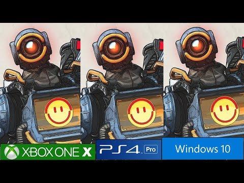 Apex Legends PS4 Pro vs Xbox One X vs PC Graphics Comparison - Which Version Is The Best?